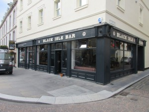 Black Isle bar